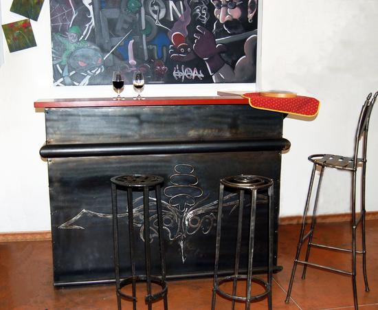 bar et chaises