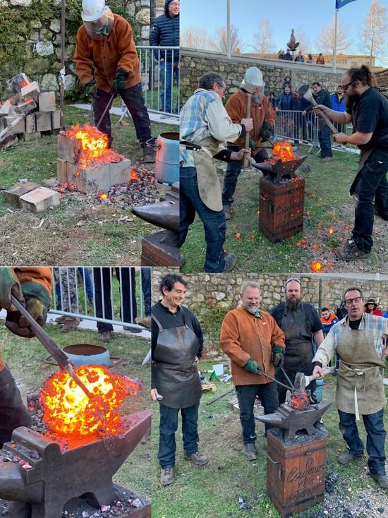 Le Noël des Arts du feu à Valbonne